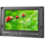 "CAME-TV 501-HDMI 5"" HDMI AV Field Monitor with Peaking Focus Assist"