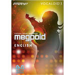 VOCALOID VOCALOID3 Megpoid Library - For Virtual Singing Voice Synthesizer (Download)