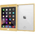 rooCASE Glacier Tough Case for Apple iPad Air 2 2014, 6th Generation (Fossil Gold)