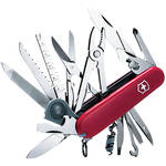 Victorinox Swiss Champ SOS Pocket Knife Kit (Red)
