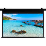 "HamiltonBuhl HBS4580BK 45 x 80"" Electric Projection Screen"