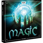 Sound Ideas Magic - Sound Effects Library (Electronic Download)