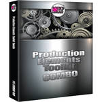 Sound Ideas Production Elements Toolkit Combo - Sound Effects Library (Download, 16-Bit/48 kHz)