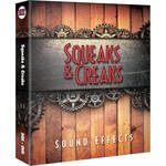 Sound Ideas Squeaks & Creaks - Sound Effects Library (Electronic Download)