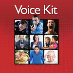 Sound Ideas Voice Kit - Sound Effects Library (Electronic Download)