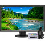 "NEC EA275WMI-BK 27"" Widescreen LED Backlit WQHD IPS Monitor with SpectraViewII"