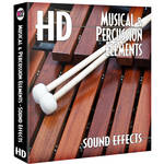 Sound Ideas Musical & Percussion Elements HD - Sound Effects Library (Electronic Download)