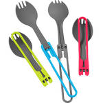 MSR 4-Piece Utensil Set - Sporks