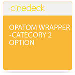 Cinedeck OpAtom Wrapper Category 2 Option for ZX Systems