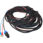 Nebtek PAVLOOM-SPKV2-100 Speak-On Loomed with 2 HD-SDI BNC Cable (100')