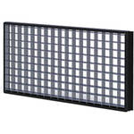 Cineo Lighting 90° Louver for HS2 Light Fixture (Anodized Aluminum, Black)