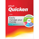 Intuit Quicken 2016 for Mac (Boxed)