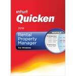 Intuit Quicken 2016 Rental Property Manager (Boxed)