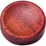 Artisan Obscura Soft Shutter Release Button (Small Concave, Threaded, Bloodwood)