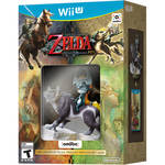 Nintendo Legend of Zelda: Twilight Princess HD (Wii U)