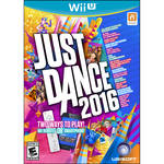 Ubisoft Just Dance 2016 (Wii U)