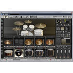 FXpansion BFD Jazz Maple - Expansion Pack for BFD3, BFD Eco, BFD2 (Download)
