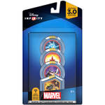 Disney Disney Infinity 3.0 Marvel Battlegrounds Power Disc Pack