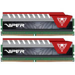 Patriot 32GB Viper Elite DDR4 2800 MHz UDIMM Memory Kit (2 x 16GB, Red)