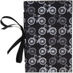"Lineco Tibetan Books Kit (Set of 2, Bicycles Cover, 4.25 x 6.5"" & 5 x 7.5"")"