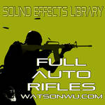 Sound Ideas Full Auto Rifles Sound Effects Library (24-Bit/96 kHz Download)