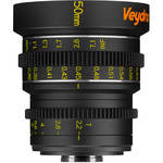 Veydra 50mm T2.2 Mini Prime Lens (C-Mount, Meters)
