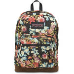 JanSport Right Pack Sleeve Backpack (Multi Garden Delight)