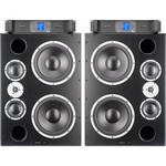 "Dynaudio Acoustics M3XE Pack - 12"" 3-Way Monitors with PLM 12K44 4-Channel Amplifier"