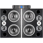 "Dynaudio Acoustics M3VE Pack - 12"" 3-Way Monitors with PLM 12K44 4-Channel Amplifier"