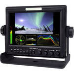 "FeelWorld 7"" IPS 1280 x 800 Camera-Top Monitor with Waveform and Scope Functions, and HDMI-to-SDI Output"