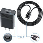 SONEic USB Type-C Rapid Wall Charger (Black)