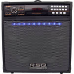 RSQ Audio ROKBOX II 200W Multifunctional Portable Player/Recorder