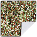 Japan Hobby Tool EASY WRAPPER Protective Cloth (Medium, Digital Camouflage Green)