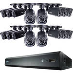 Lorex by FLIR 16-Channel 720P HD Network 2TB DVR With 16 720P Cameras