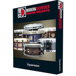FXpansion BFD Modern Drummer Snare Selects - Expansion Pack for BFD3, BFD Eco, BFD2 (Download)