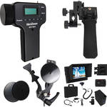 VariZoom Deluxe Zoom Controller and Electronic Focus Controller Bundle for Fujinon ENG-Style Lenses