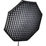 BBS Lighting Area 48 LED DoPchoice 40° Snap Grid for 5' Octagonal Soft Box