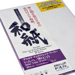 "Awagami Factory Inbe Thin White Inkjet Paper (A4, 8.3 x 11.7"", 20 Sheets)"