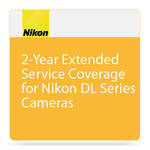 Nikon 2-Year Extended Service Coverage for Nikon DL Series Cameras