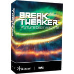 iZotope BreakTweaker - Drum Sculpting and Beat Sequencing Virtual Instrument (Educational Download)