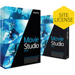 Sony Movie Studio Suite 13 Site License Upgrade