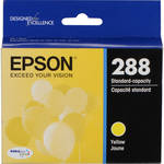 Epson T288420 DURABrite Ultra Yellow Ink Cartridge with Sensormatic