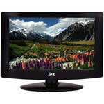 "QFX 15.6"" LED TV with ATSC/NTSC TV Tuner (Black)"
