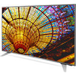 "LG UH6550-Series 65""-Class UHD Smart LED TV"