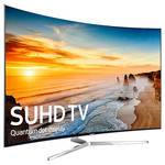 "Samsung KS9500-Series 55""-Class SUHD Smart Curved LED TV"