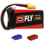 Venom Group Fly 30C 3S 1300mAh LiPo Battery with UNI 2.0 Connector (11.1V)
