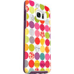 Otter Box Symmetry Series Case for Galaxy S7 edge (Gumballs by Fiona Howard)