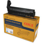 OKI Image Drum for MC770 / MC780 Series Printer (30,000 Pages, Cyan)