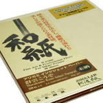"Awagami Factory Murakumo Kozo Select Natural Fine Art Inkjet Paper (A4, 8.3 x 11.7"", 20 Sheets)"