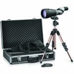 Leupold SX-2 Kenai 2 25-60x80 HD Spotting Scope Kit (Angled Viewing)